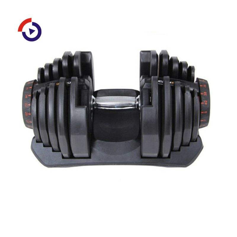 Fast shipping adjustable dumbbells canada 40 dumbbell with stand Good Price Of Quality