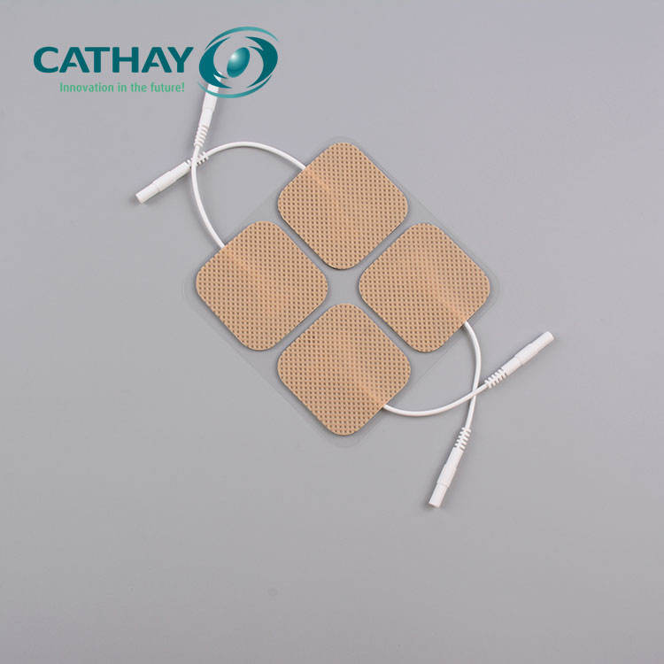 Manufacturer supplier new product tens digital conductive fabric electrode
