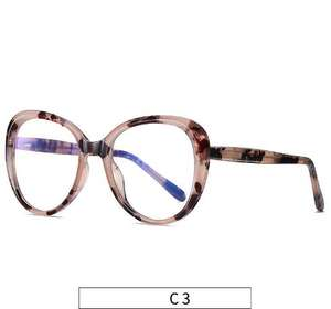 New Italy Design Women Cateye Glasses Acetate Eyewear Optical Frame