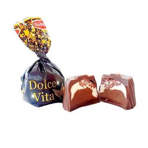 BonBons DolcheVita hight quality chocolate domed candy