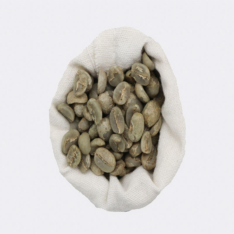 Directly from the farm Unroasted green coffee beans Arabica raw coffee beans