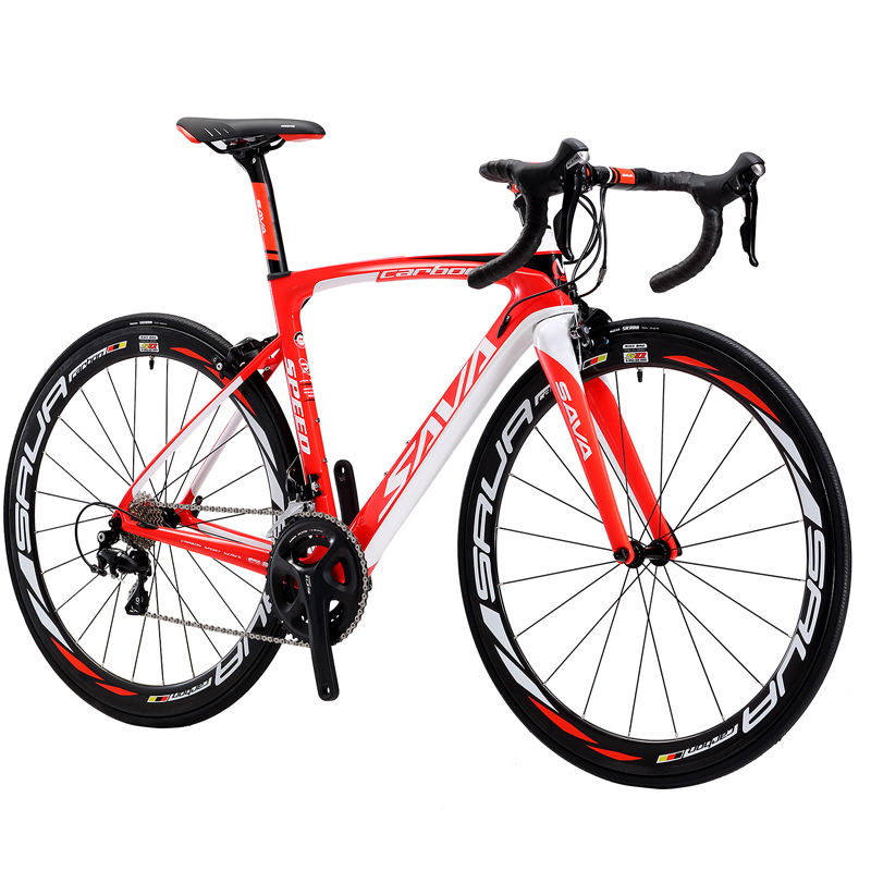SAVA BICYCLE Hot Sale 700C Light weight Complete Carbon Road Bike