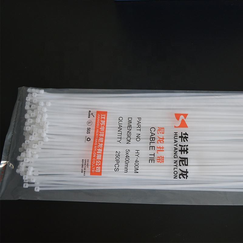 Lowest Price Reusable cable tie white