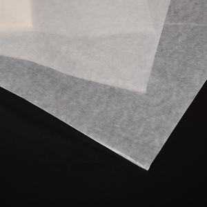 Food Grade Wood Pulp Grease proof parchment baking paper sheets