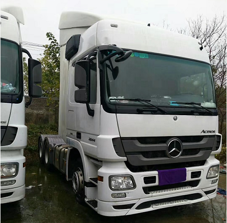 2018 years used mercedes-benz actros 6x4 4x2 used tractors truck for sale to dubai cheap price in china