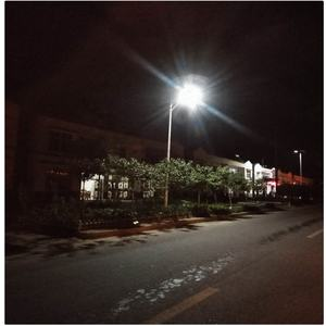 Outdoor waterproof lamp motion sensor 40w 60w 80w 100w led solar street light