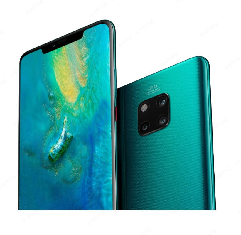 Handy mit Huawei Mate 20 Pro, 8GB + 128GB smart handy