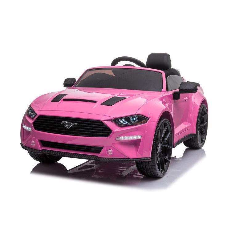 2020 Новое поступление детские игрушки Ford Mustang ездить на автомобиле 24V с функцией дрейфа машины для детей ездить на электрическом