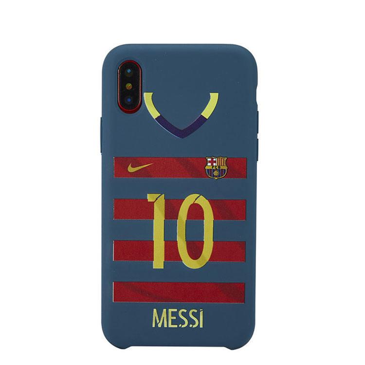 Zheruntai カスタムサッカースーパースターメッシ 10 号ジャージスマートフォンカバー、ベストセラーのシリコーン電話ケース