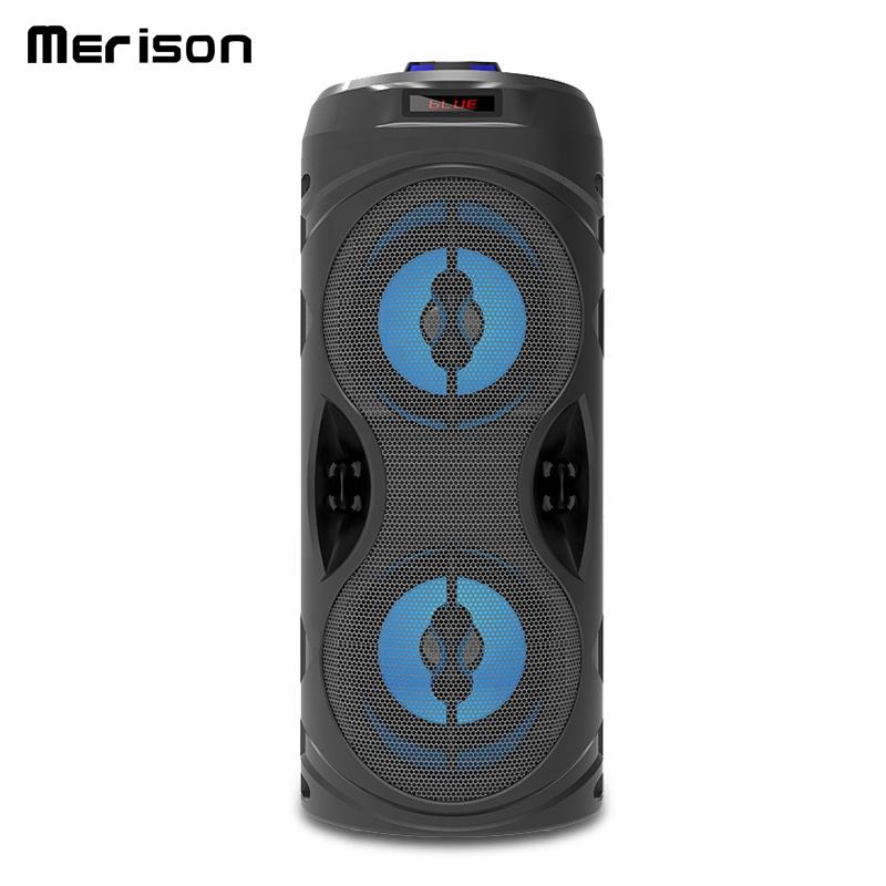 Logo Customization [ Audio Bluetooth Speaker ] Speaker Audio Speakers Professional Professional Audio Sound Bar 4 Inch Enceinte Bluetooth Lumineux Bass Speaker Subwoofer