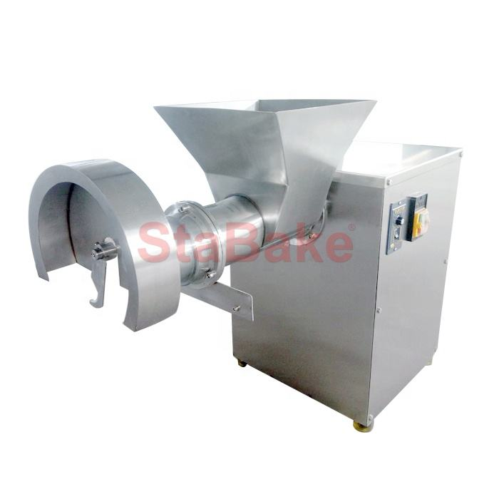 MP50-2 Deeg Divider Deeg Snijmachine Voor Chapati Pita Brood