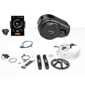 Bafang ultra M620 mid drive system MM G510.1000 48v 1000w torque sensor mid drive motor kit with aluminum alloy adaptor fp g510