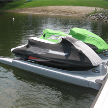 floating jetski dock