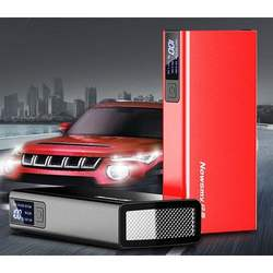 High Capacity Car Jump Starter 12V Portable Power Bank Emergency Starting Device Car Booster Battery For Petorl Diesel Car