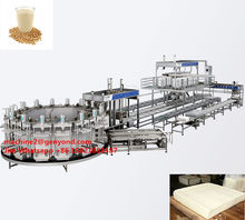 Factory directly soymilk machinery manufacturer