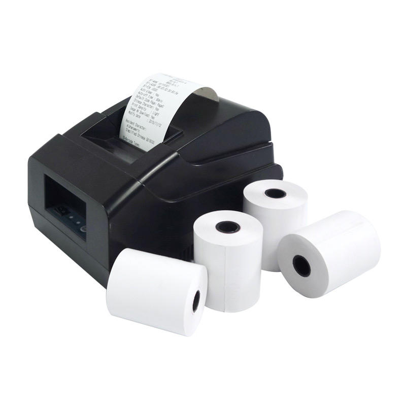wholesale waterproof thermal paper rolls POS ATM cashier cash register receipt paper 80*80 mm 57*50 mm