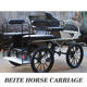 Handmade horse carriage/ ancient horse cart