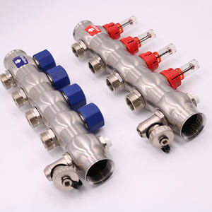 stainless steel water manifold