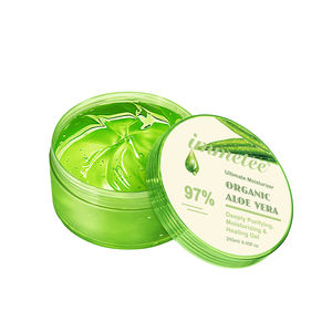 Skin Care Korean Cosmetics Aloe Vera Gel Bulk For Face Hydrating Gel
