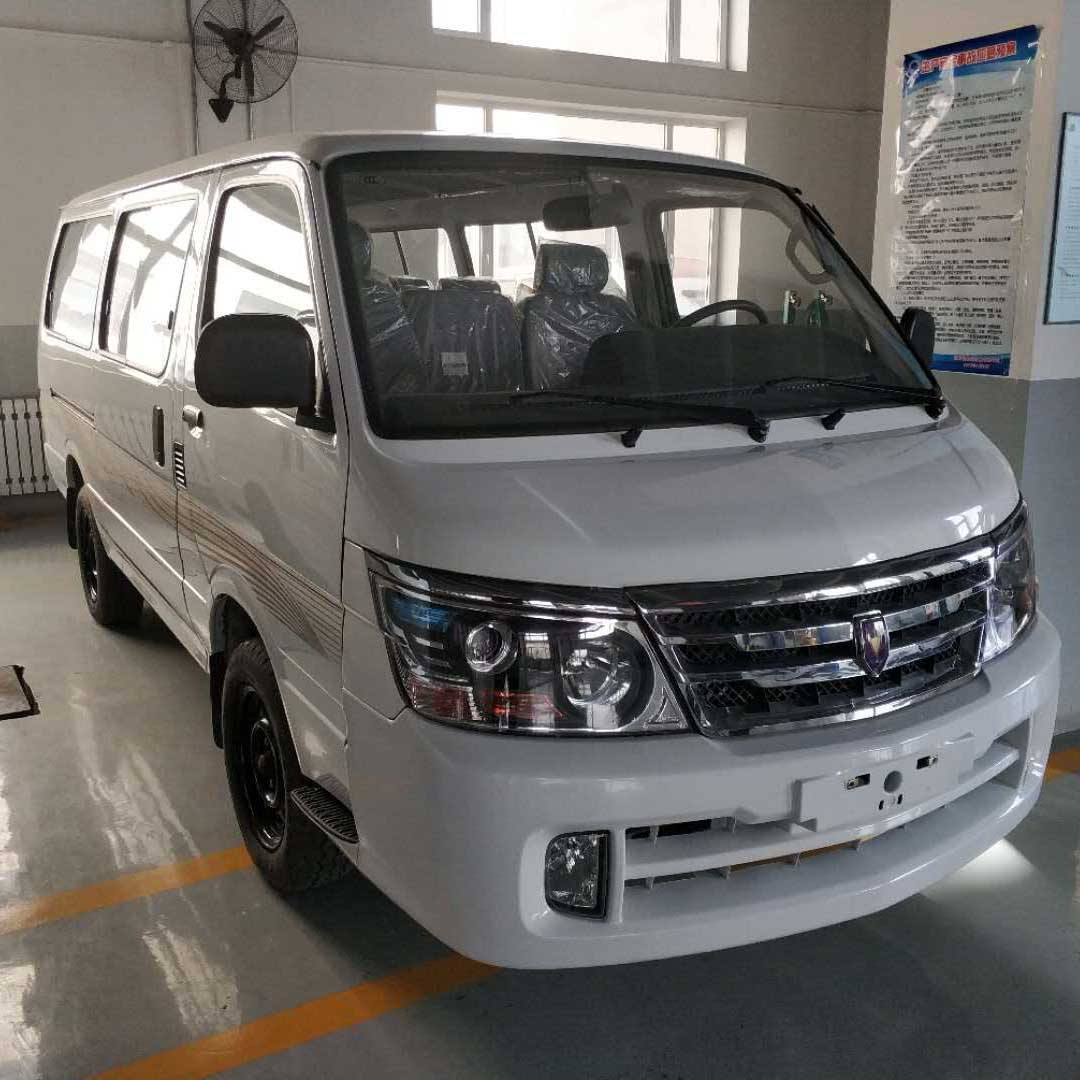 Sinomach Left-hand Drive 15 Seats Mini Bus Price Mini Van gasoline Bus