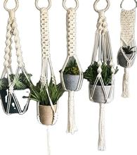 Best Price  High Quality  Handmade Macrame Plant Hanger for Sale