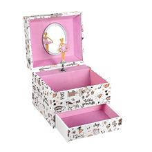 Custom song musical box jewelry music box Christmas holiday gift for children