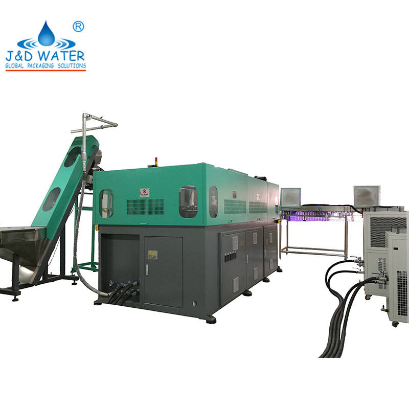 High Quality Plastic Pet Bottle injection stretch blow molding machine blow moulding machine full automatic