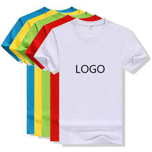 2020 Wholesale Personalized Top Solid Color Logo Printing Woman Custom T Shirt