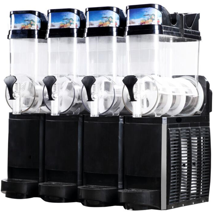 China Made Frozen Cocktail Machines Frozen Daiquiri Slush Machine For Sale (wechat:0086 15039114052)