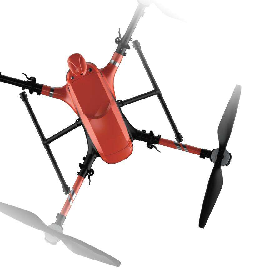 Geoinstru M50 UAV Drone Aerial photography mapping surveillance UAV helicopter drone