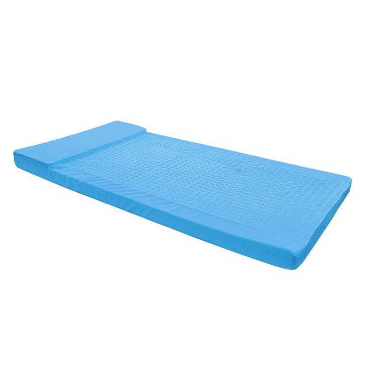 Nieuwe Amazon Trend Nul druk gel pad TPE polymeer gel <span class=keywords><strong>Matras</strong></span> Ademend mesh Air Bed Baby <span class=keywords><strong>matras</strong></span>