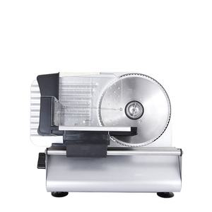 Electric Vertical Stainless Steel Commercial Automatic Cutting Machine Cheese Mutton Beef Ham Meat Slicer