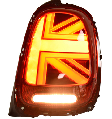 VLAND wholesales factory manufacturer new design mini F56 led taillights 2014-up hot design rear lamp for mini cooper