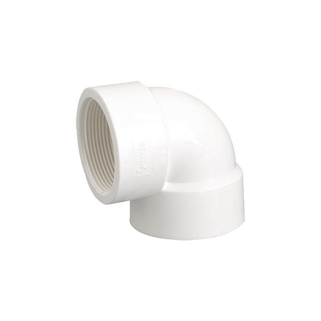 BS 4346 PVC Female Elbow UPVC Thread Fittings