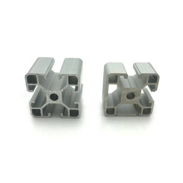 Customized factory industrial 4040 8040 t slot extrusion aluminium profile