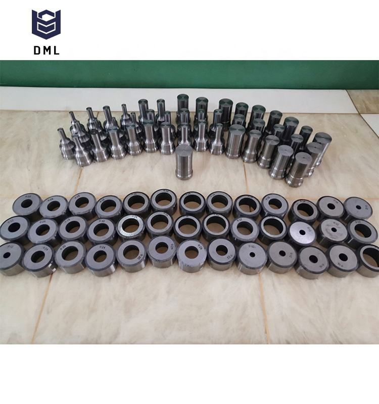 Geser Mesin Dimple Die Set 1/16 Din Hydraulic Punch