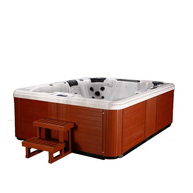 Factory Portable Hot Tub Spa Air Jet Outdoor Swim Pool Spa Hot Tub