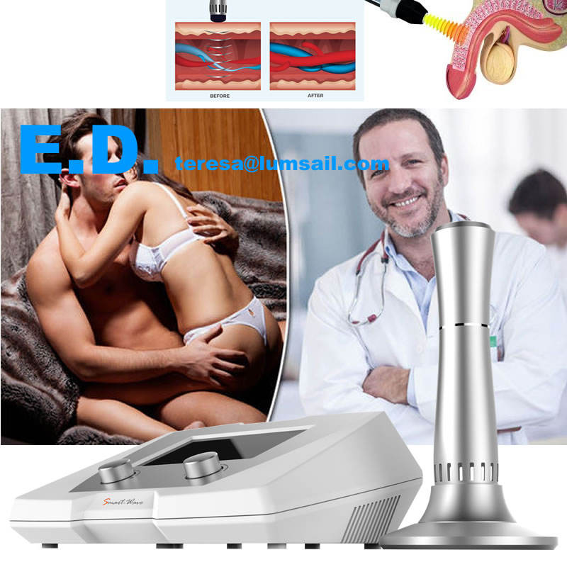 Shock wave penis enlarger device BS-SWT2X ed shockwave therapy erectile dysfunction