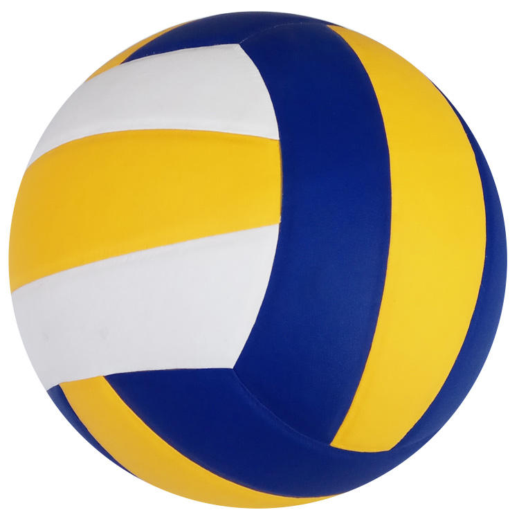 Free Sample OEM Volley ball Official Size 5 Customized Beach Volleyball ball PVC PU Leather Laminated Volleyball
