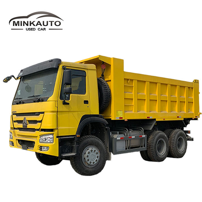 Dump Truck China Howo Truck Dump Trailer