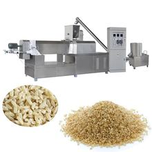 Artificial nutrition rice making machine extruder puff porridge production line