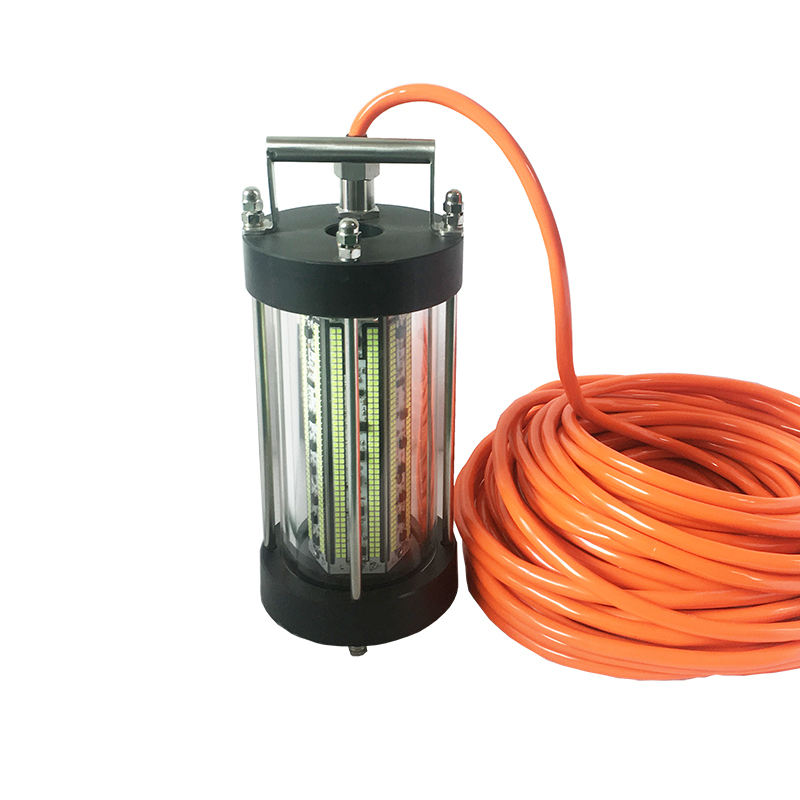 Luz de pesca led, venda quente, isca de pesca light500w