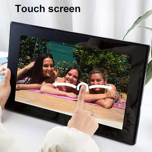 15.6 inch Android Wifi Cloud Digital photo frame with 16GB Memory/ Touch Panel