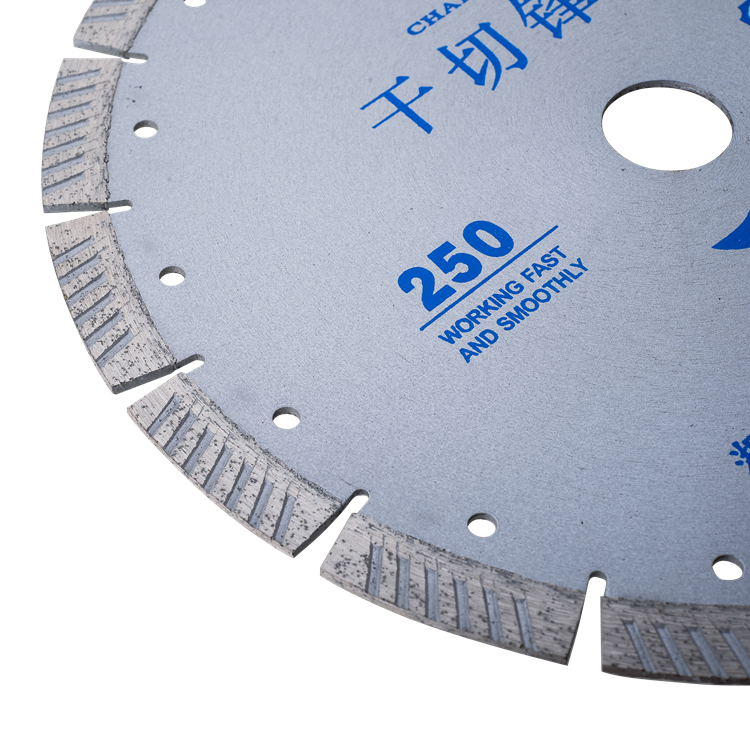 High Quality 9 inch 230mm Diamond Disco Saw Blade for Cutting Metal Granite Segmented Diamond Cutting Blades Price