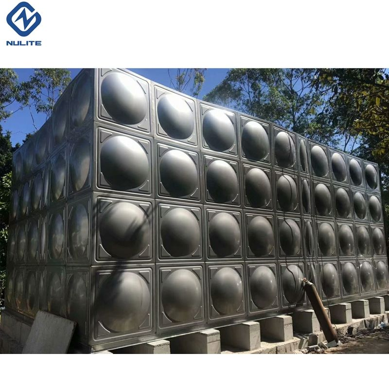 CE certified 300L duplex stainless steel water tank