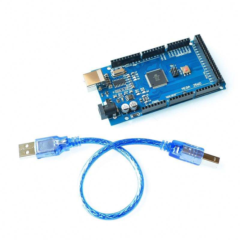 MEGA 2560 R3 AVR USB board With USB Cable for arduino 2560 MEGA2560HC