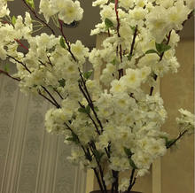 High quality artifical flowers artificial cherry blossom flowers