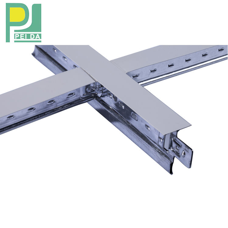 Normal Plane T-Grids, Ceiling Tee Bar, Suspended Grid System