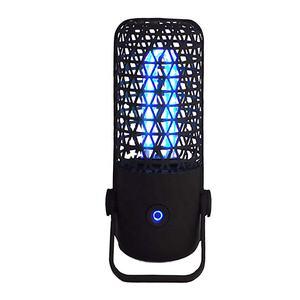 USB Port UVC & Ozone Air Sanitizer Mini Ultraviolet Germicidal Light Portable UV Sterilizer Disinfection Lamp for Office Car H