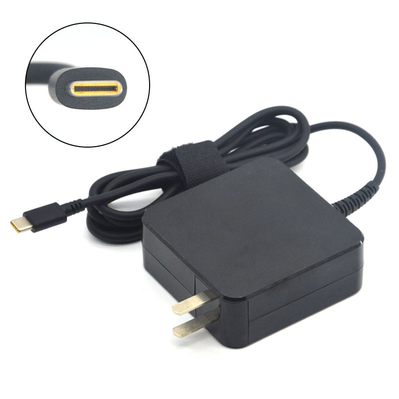 45w USB C ac dc charger 5V 2A 20V 2.25A Laptop PD Charger Type-c PD Adapter For Dell/Hp/Lenovo/huawei